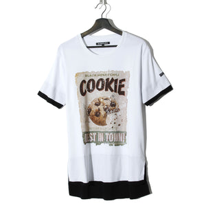 Cookie Tee / WHITE