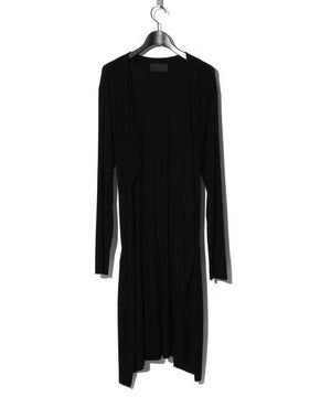 Outlast Wrap Long Gown / BLACK