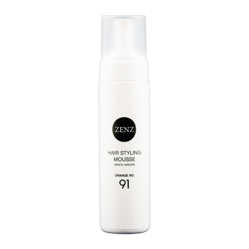 Hair Styling Mousse Orange no. 91