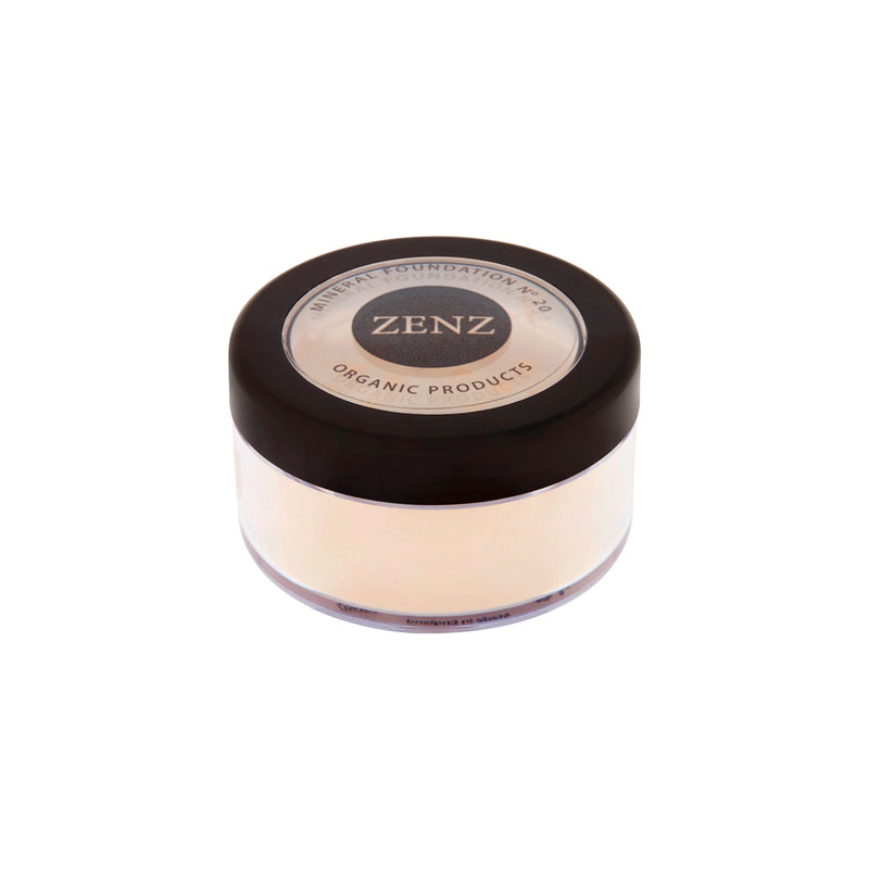 ZENZ Organic Mineral Foundation Agnes no. 20, Mineral Make-Up