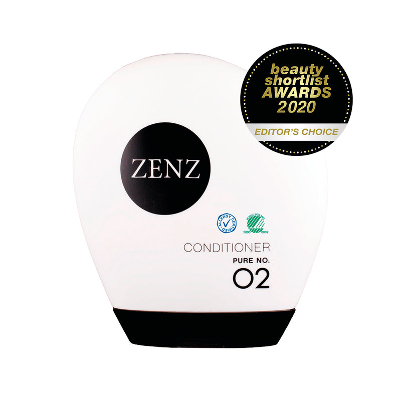 ZENZ Organic Conditioner Pure no. 02, 250 ml, 8.4 fl. oz.