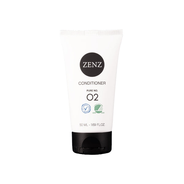 ZENZ Organic Conditioner Pure no. 02, 50 ml, 1.69 fl. oz.