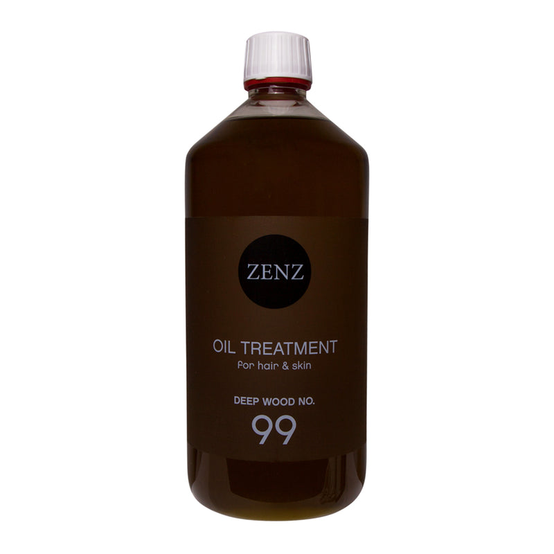 ZENZ Organic Oil Treatment Deep Wood no. 99, 1000 ml, 33.81 fl. oz.