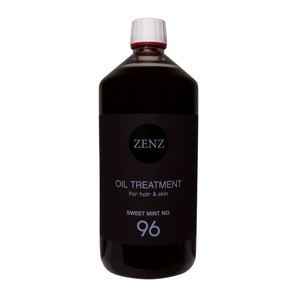 ZENZ Organic Oil Treatment Sweet Mint no. 96, 1000 ml, 33.81 fl. oz.