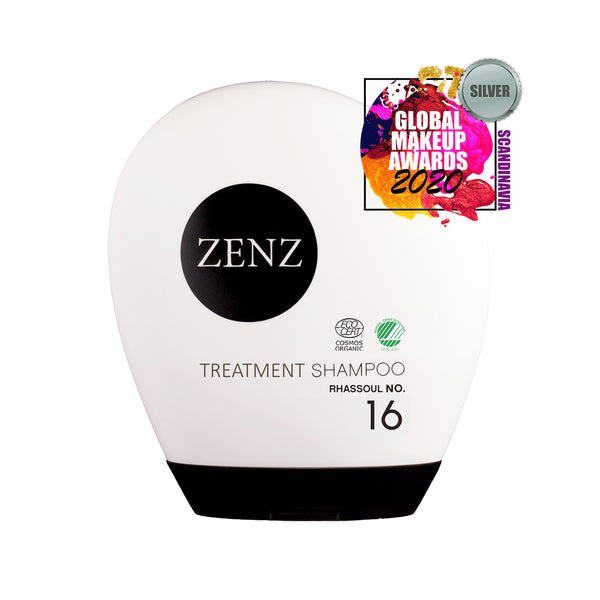 ZENZ Organic Treatment Shampoo Rhassoul no. 16, 230 ml, 7.7 fl.oz.