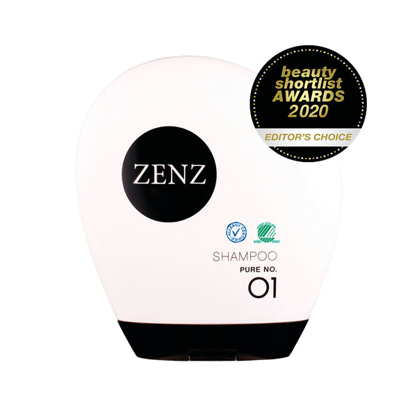 ZENZ Organic Shampoo Pure no. 01, 250 ml, 8.4 fl. oz.
