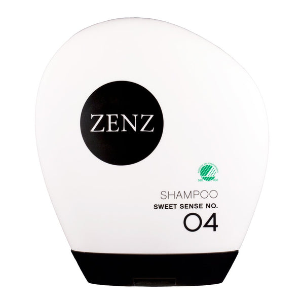 ZENZ Organic Shampoo Sweet Sense no. 04, 250 ml, 8.4 fl. oz.