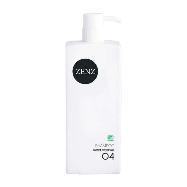 ZENZ Organic Shampoo Sweet Sense no. 04, 785 ml, 265 fl. oz.