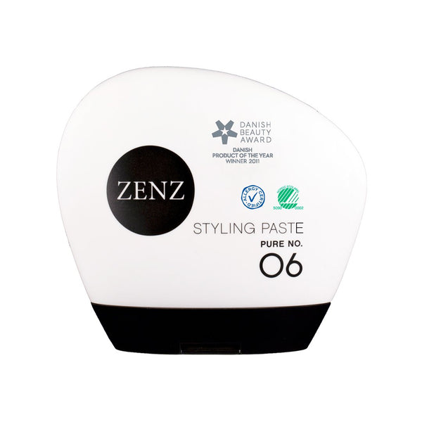 ZENZ Organic Styling Paste Pure no. 06, 150 ml, 5 ft. oz.