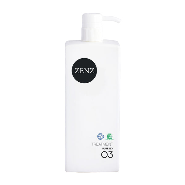 ZENZ Organic Treatment Pure no. 03, 785 ml, 26.5 fl. oz.