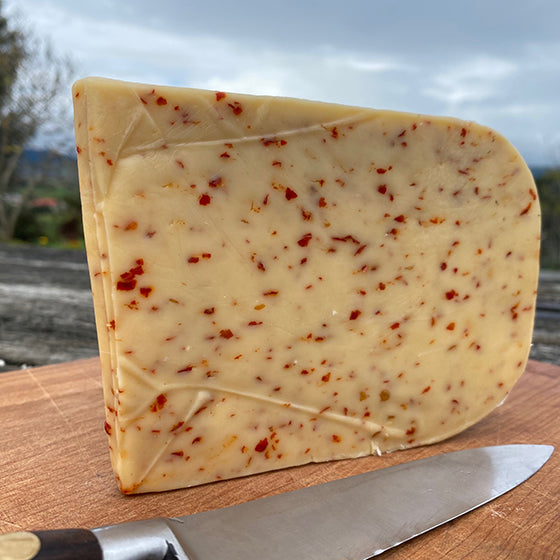 Mercer Chilli Cheese