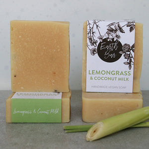Soap - Lemongrass & Coconut Milk