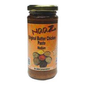 Original Butter Chicken Paste (Medium)