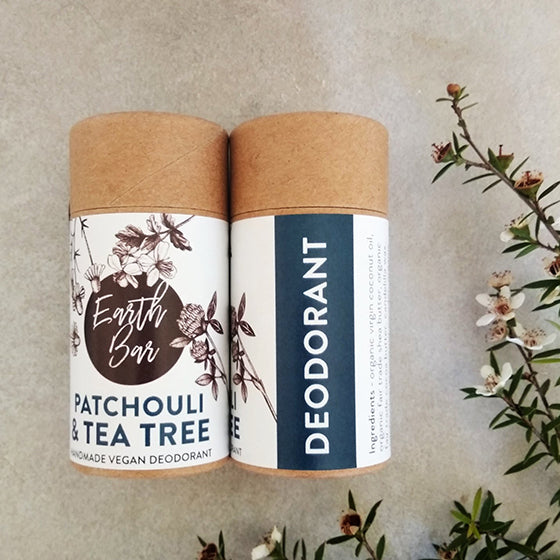 Deodorant - Patchouli & Tea Tree