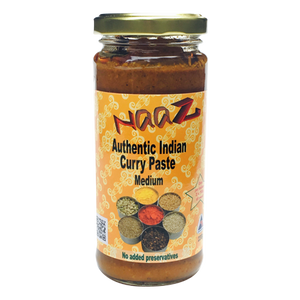 Authentic Indian Curry Paste (Mild)