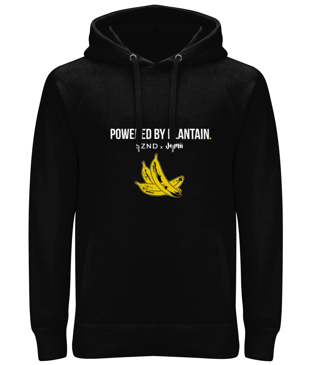 Powered By Plantain Hoodie