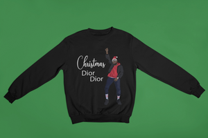 Christmas Dior Jumper