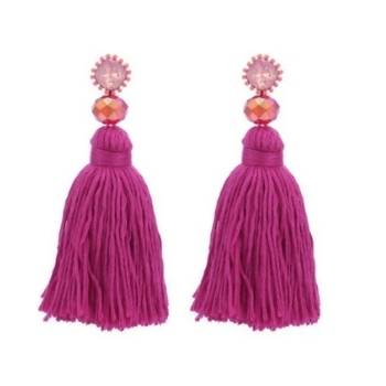 gia rose super sparkly earrings