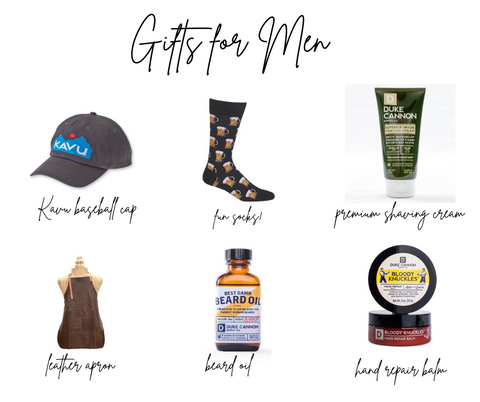 men's holiday gift guide 2020