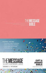 message gift and bible