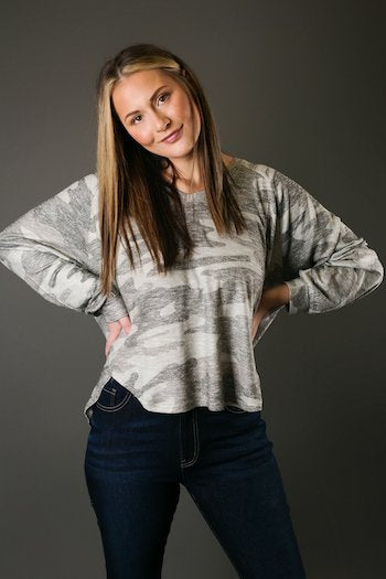 This is an image of a Z-Supply sweater from Gia Rose.