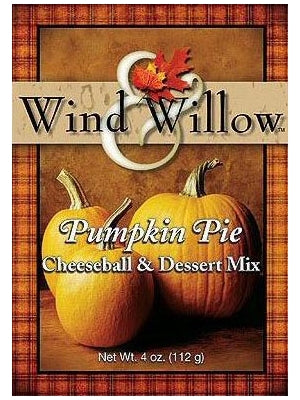 Wind and Willow | Pumpkin Pie Cheeseball Mix