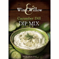 Wind and Willow | Cucumber Dill Dip Mix