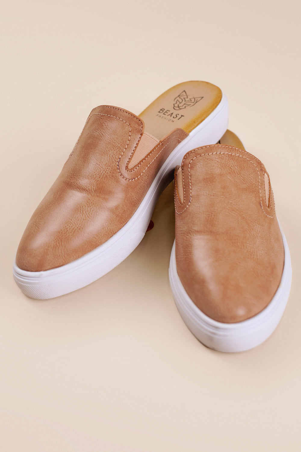 Mocha Camo Printed Leggings
