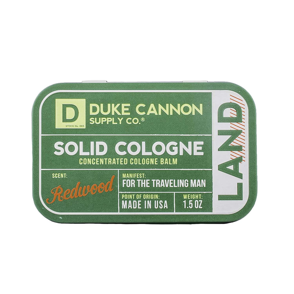 Duke Cannon | Solid Cologne, Land