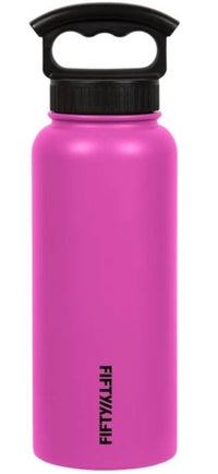34 Oz. Insulated Bottle Pink