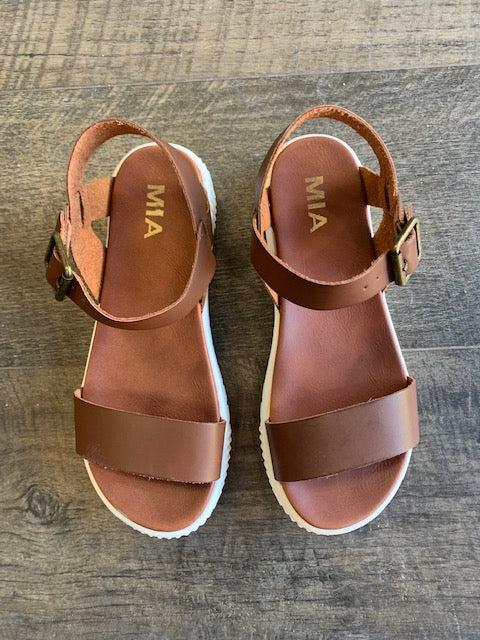 Leanna Brown Sandal