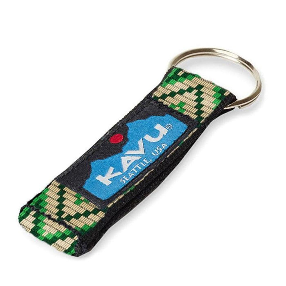 Kavu | Flat Key Chain, Woods
