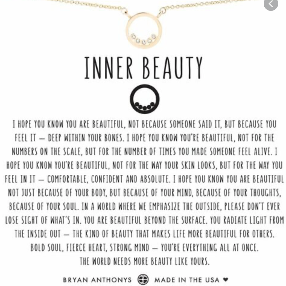 Bryan Anthonys | 14K Inner Beauty Necklace