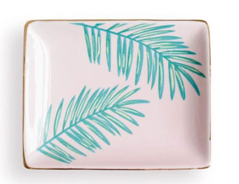 Sweet Water Decor | Palms Tropical Dish