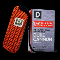 Duke Cannon | Tactical Soap on a Rope Pouch