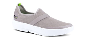 Dame OOmg Mesh Low White Grey