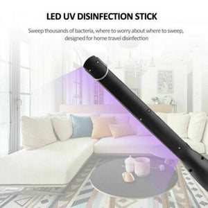 GREAT DEAL! Rechargeable Portable LED Ultraviolet Sterilizer Wand - 30% OFF TODAY