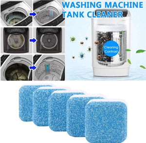GREAT DEAL!  Washing Machine Cleaner Tablet (12 tablets)