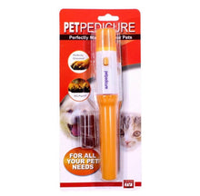 Load image into Gallery viewer, PetPedicure - Pet Dog and Cat Nail Trimmer