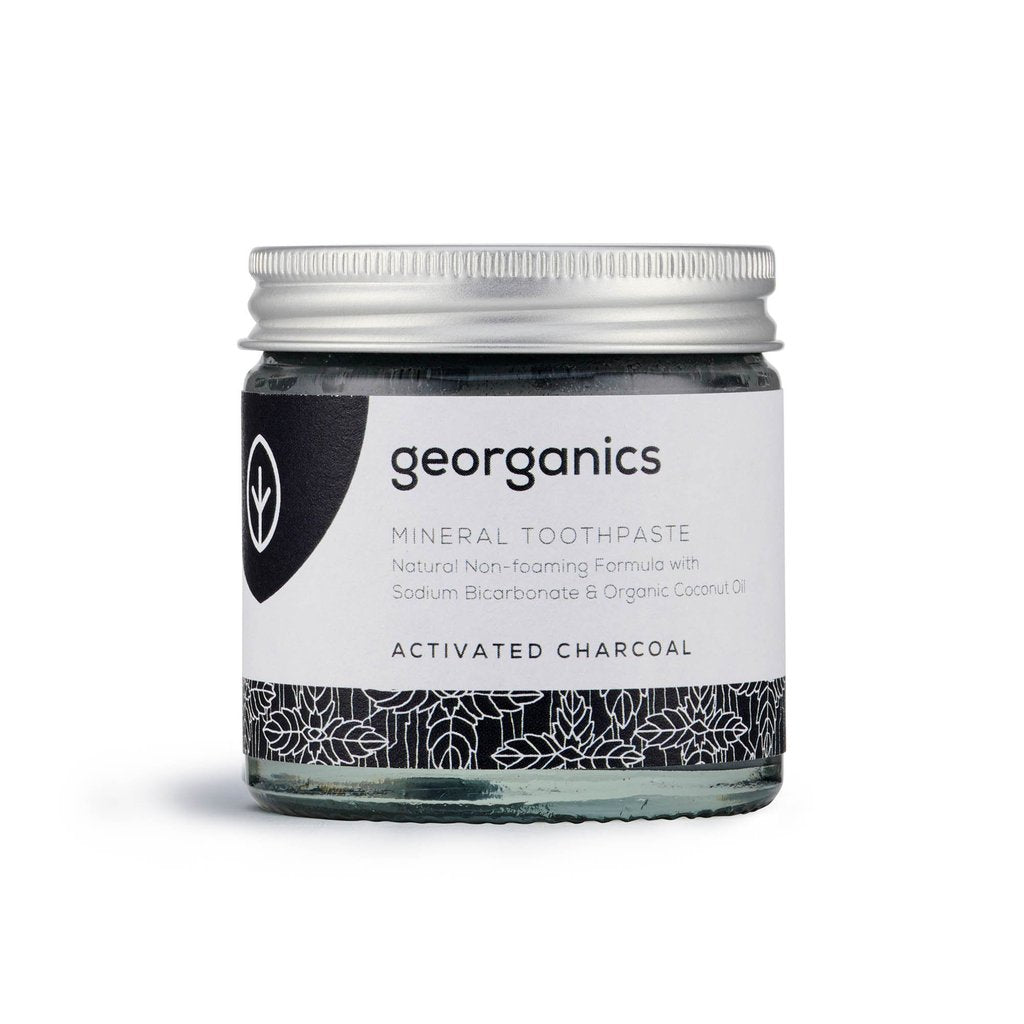Mineral Toothpaste - Charcoal - 60ml
