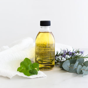 Revitalising Foot Bath Oil 300ml