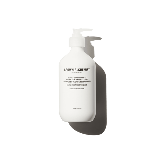 Conditioner - Detox - Sea buckthorn CO2 Extract, Hydrolyzed Silk Protein & Amaranth 500ml