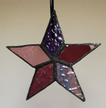 Load image into Gallery viewer, Stained Glass Star