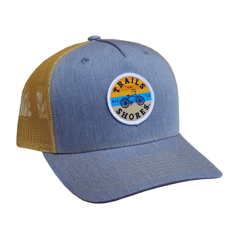 Beach Cruiser Trucker
