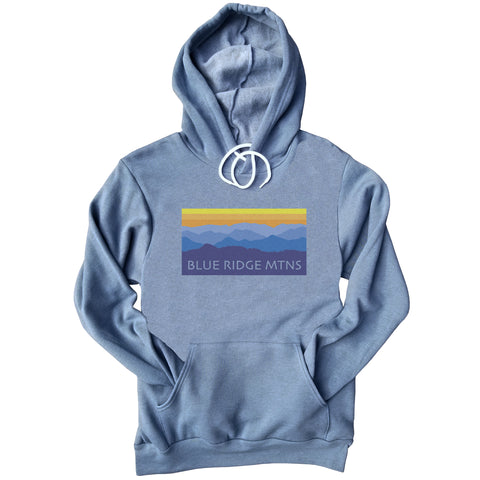 Blue Ridge Mountains Hoodie