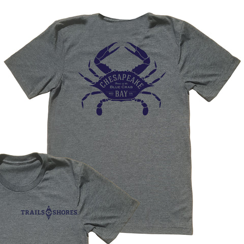 Blue Crab Shirt