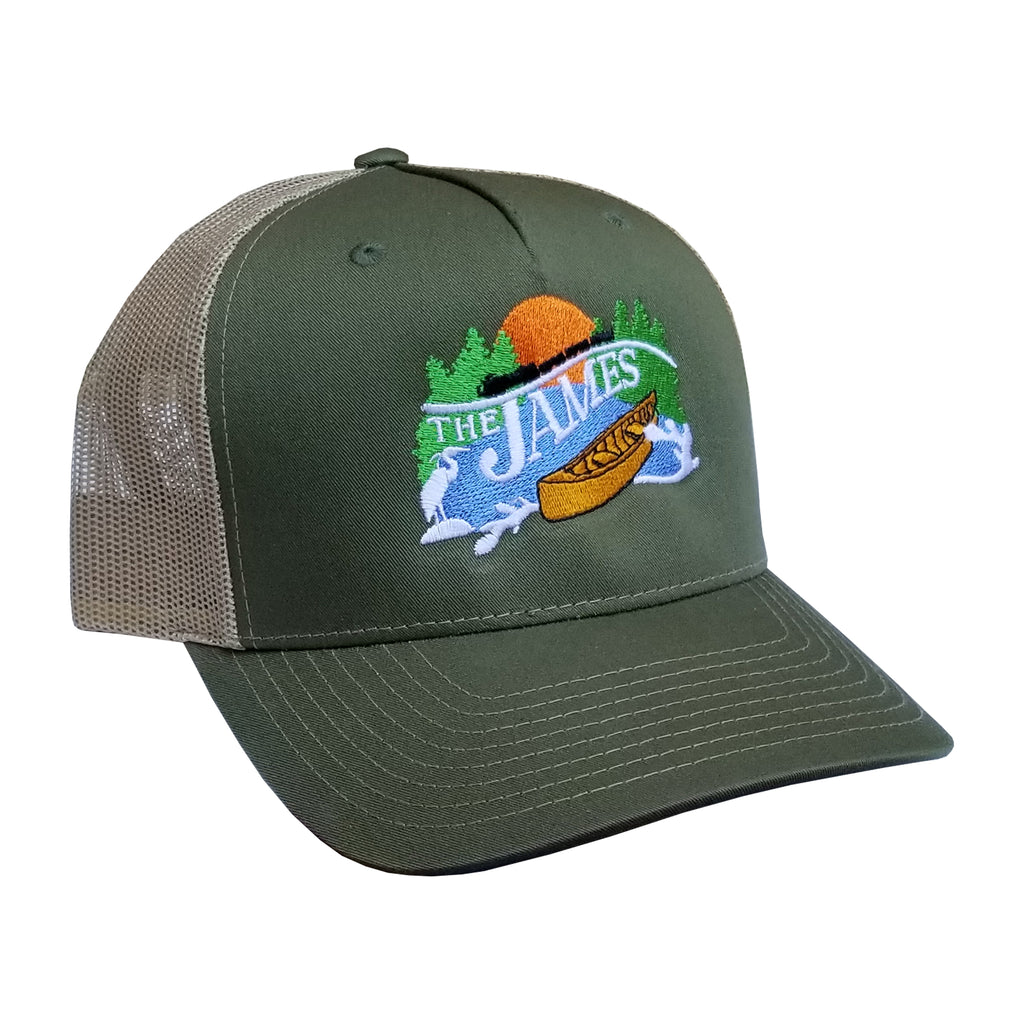 The James Trucker