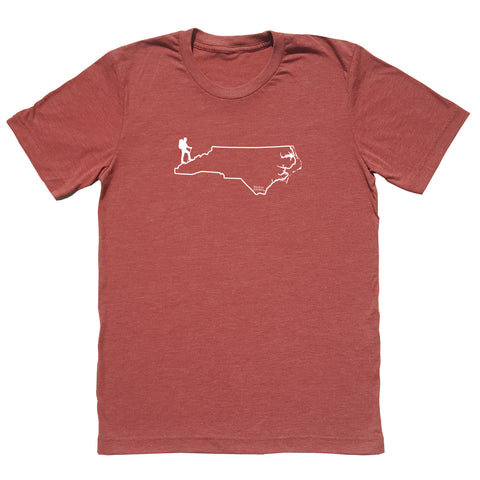North Carolina Hiker Shirt