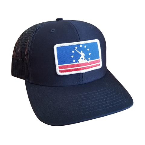 Richmond Flag Trucker
