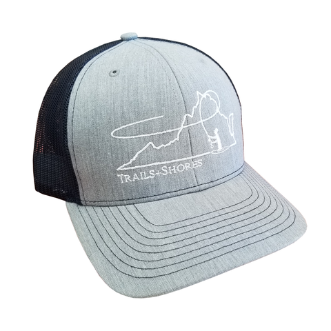 Virginia Fly Fisher Trucker
